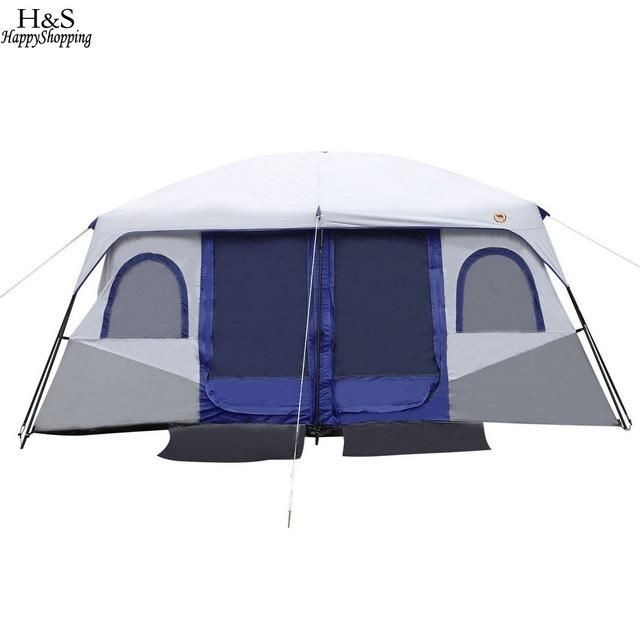Structure Two Bedrooms Season Four Season Tent Pole