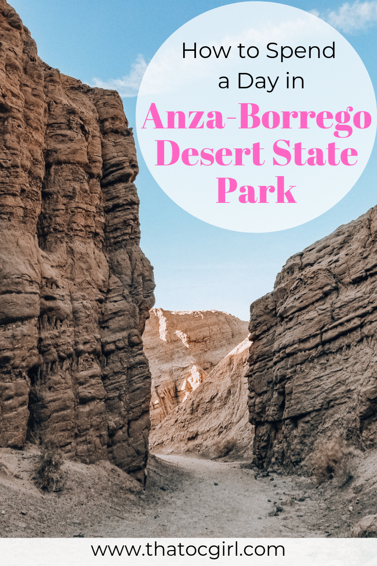 How to Spend a Day in Anza Borrego Desert State Pa
