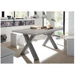 Esstisch Herr grau Ausziehbare Esstische Tische Tisch Baur