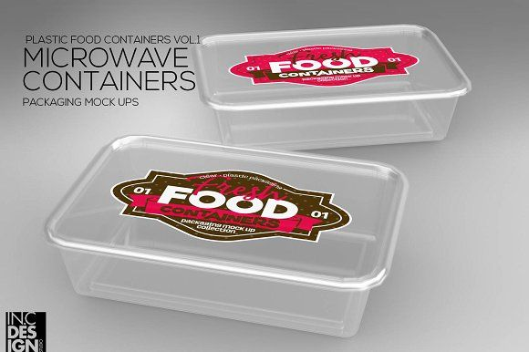 Download Microwave Containers Packagingmockup Food Mockup Candy Packaging Plastic Food Containers