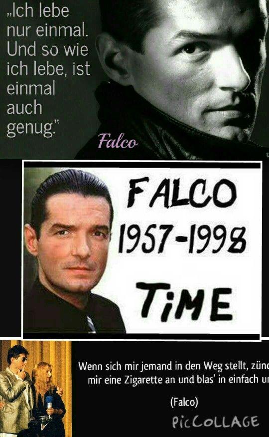 falco #johann #hölzel #legende #zitate #sprüche #sanger