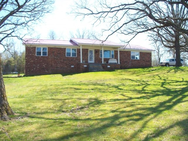 Completely remodeled, brick, 1560 sq.ft. home on 2 acres in Ravenden Springs, AR.