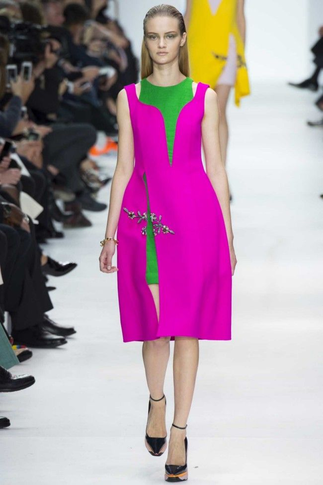 Christian Dior ready-to-wear autumn/winter\'14/\'15 gallery - Vogue ...