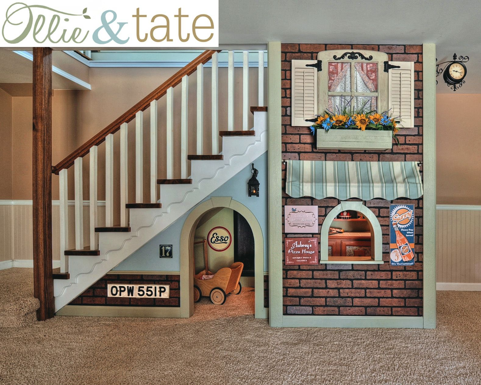 Pin By Ollie And Tate On Kid Stuff Kids Indoor Playhouse Play