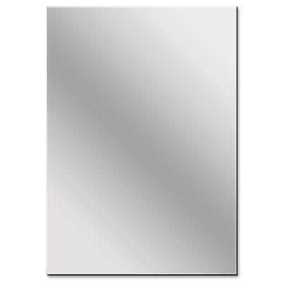 A3 A4 Acrylic Silver Mirror Sheet Plastic Perspex Plexiglass Safety Panels Ebay Acrylic Mirror Sheet Acrylic Mirror Silver Mirrors