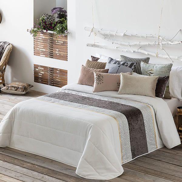 El estilo n rdico en tu dormitorio estilo n rdico - Cama estilo nordico ...