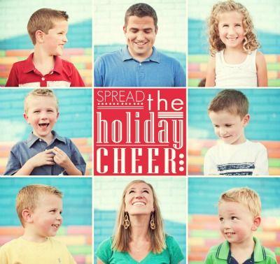 Brady Bunch Christmas Card.Great Idea For Next Christmas Card Inspired By The Brady