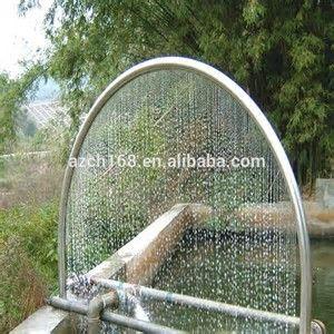 Image Result For Diy Rain Curtain Water Feature Diy Water