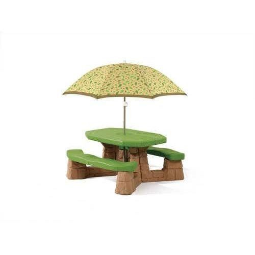 Step2 Naturally Playful Picnic Table With Umbrella Would Really