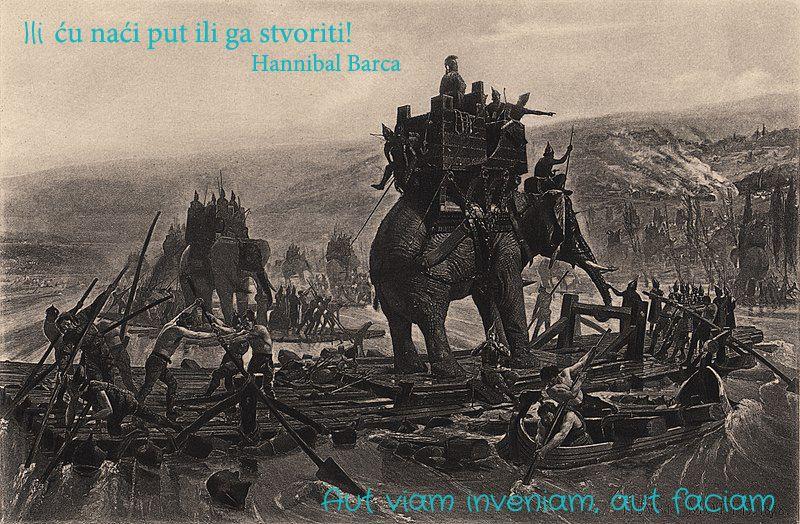 Ili Cu Naci Put Ili Cu Ga Stvoriti With Images War Elephant