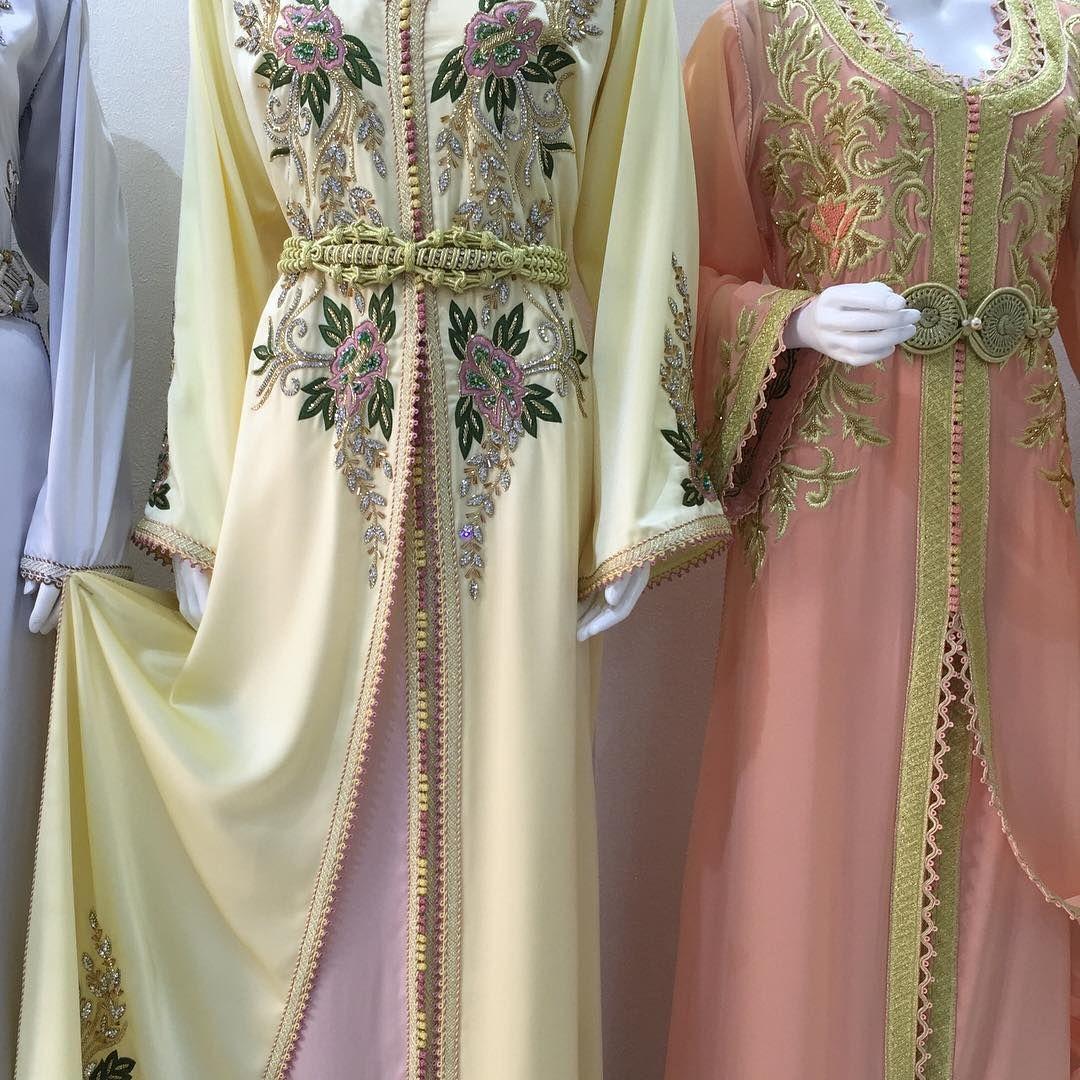 caftan #robe #dress #dubai #maroc #couture #sharjah #fashion ...