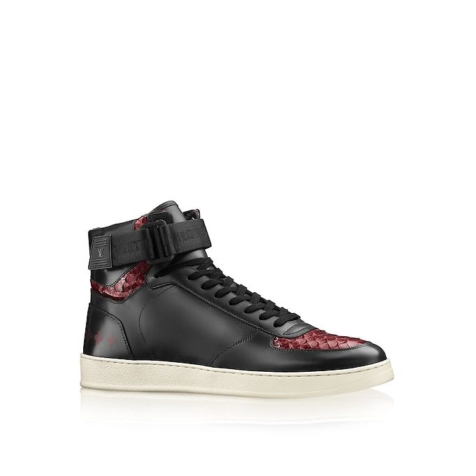 13026d928d3f Rivoli Sneaker boot in Men s Shoes All Collections collections by Louis  Vuitton