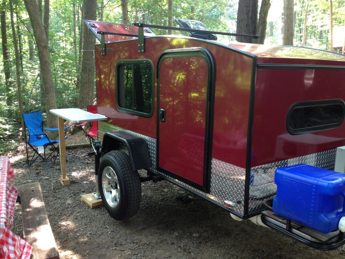 the 25  best 5x8 trailer ideas on pinterest