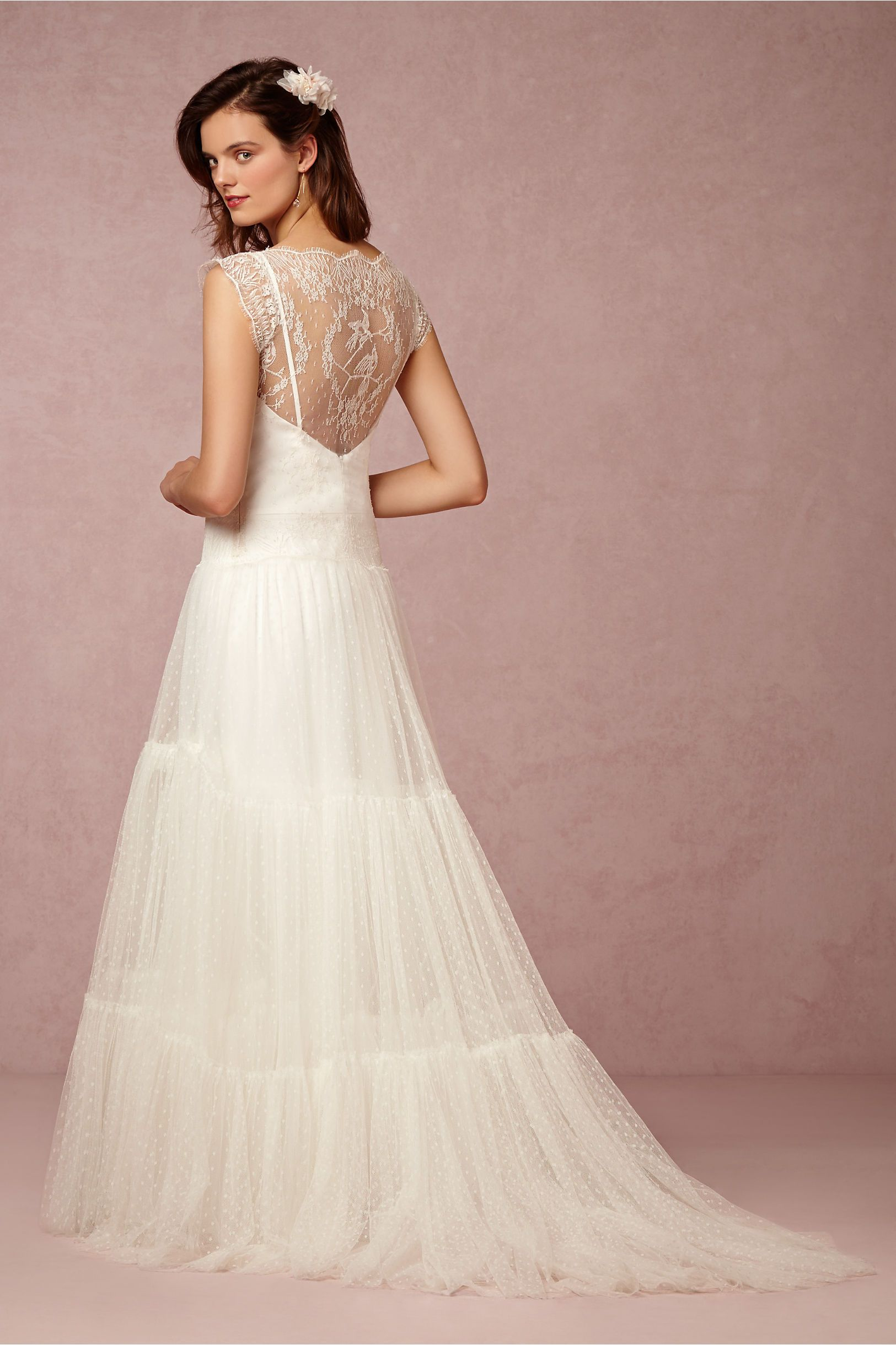 Perfect dress for outdoor wedding. Margot Gown. BHLDN. French ...