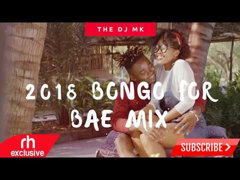 THE DJ MK BONGO 4 BAE🔥🔥2018 NEW BONGO MIX , FT DIAMOND