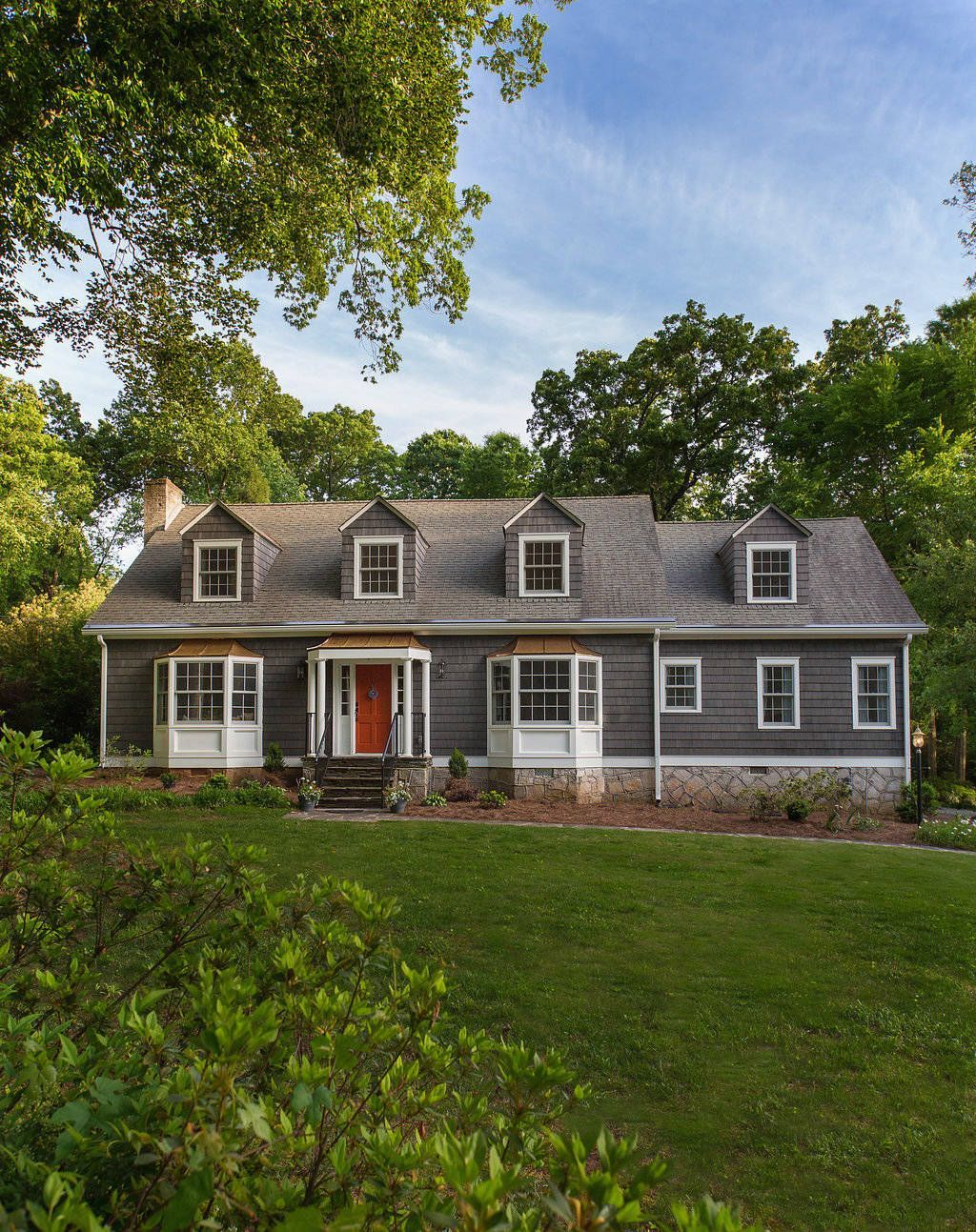Everything You Need To Know About Cape Cod Style Houses Cape Cod Style House Nantucket Style Homes Cape Cod Style