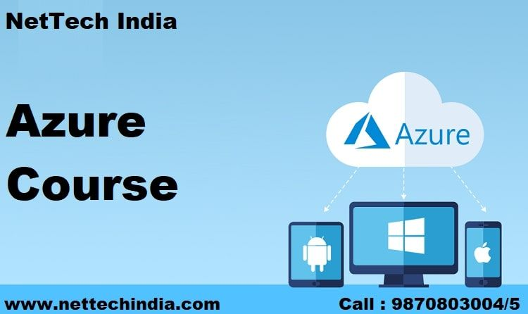 Best azure course in mumbai learning microsoft cloud