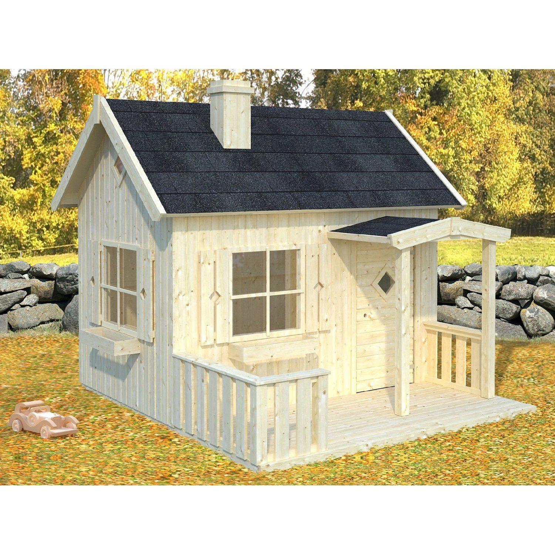 Palmako Spielhaus Otto 219 Cm X 267 Cm X 272 Cm Kaufen Bei Obi Spielhaus Kinderspielhaus Kinderhaus