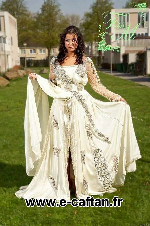 Robe marocaine pour mariage