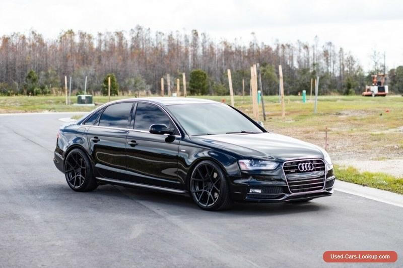 2013 Audi A4 S Line Audi A4 Forsale Canada Audi A4 Cars For Sale Audi