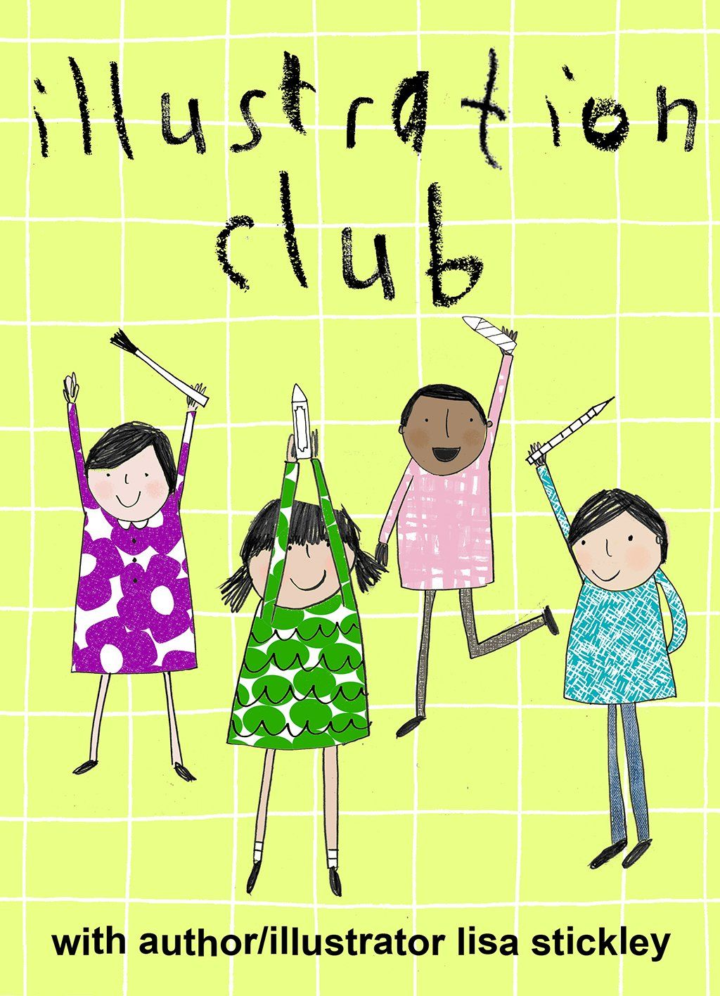 After School Illustration Club - Horniman Primary 5th Nov - 10th Dec 2021 - reserve a place and pay later