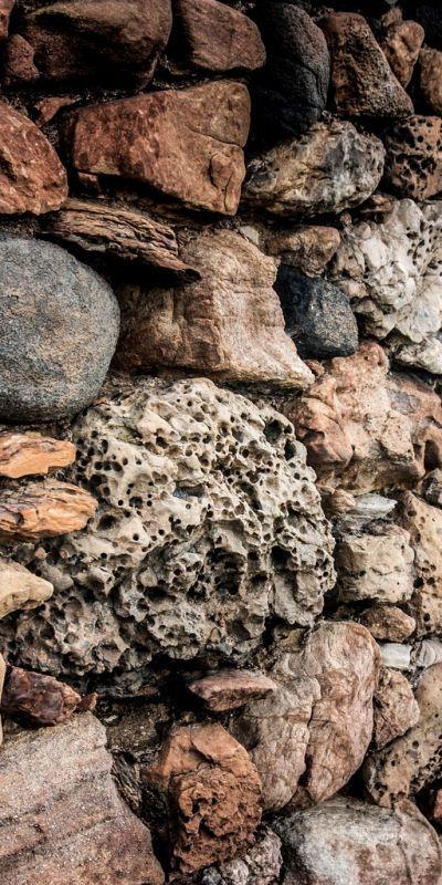 Stone Wall In Scotland piedras Pinterest Textura, Construcción