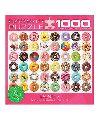 Donut Tops 1000-Piece Puzzle