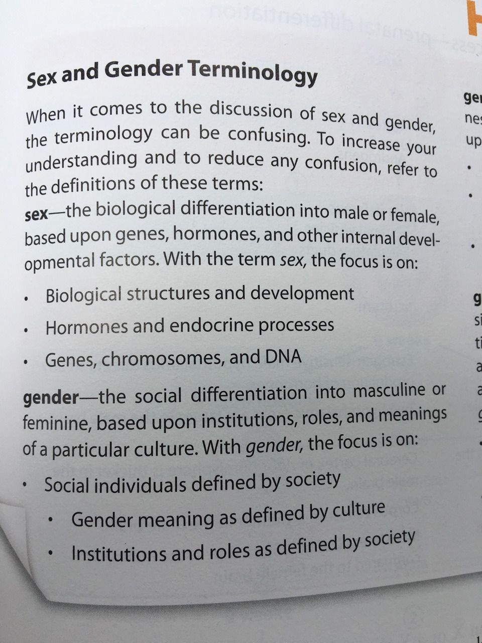 My Human Sexuality Book Is A Terf Um No Idea How But Ok