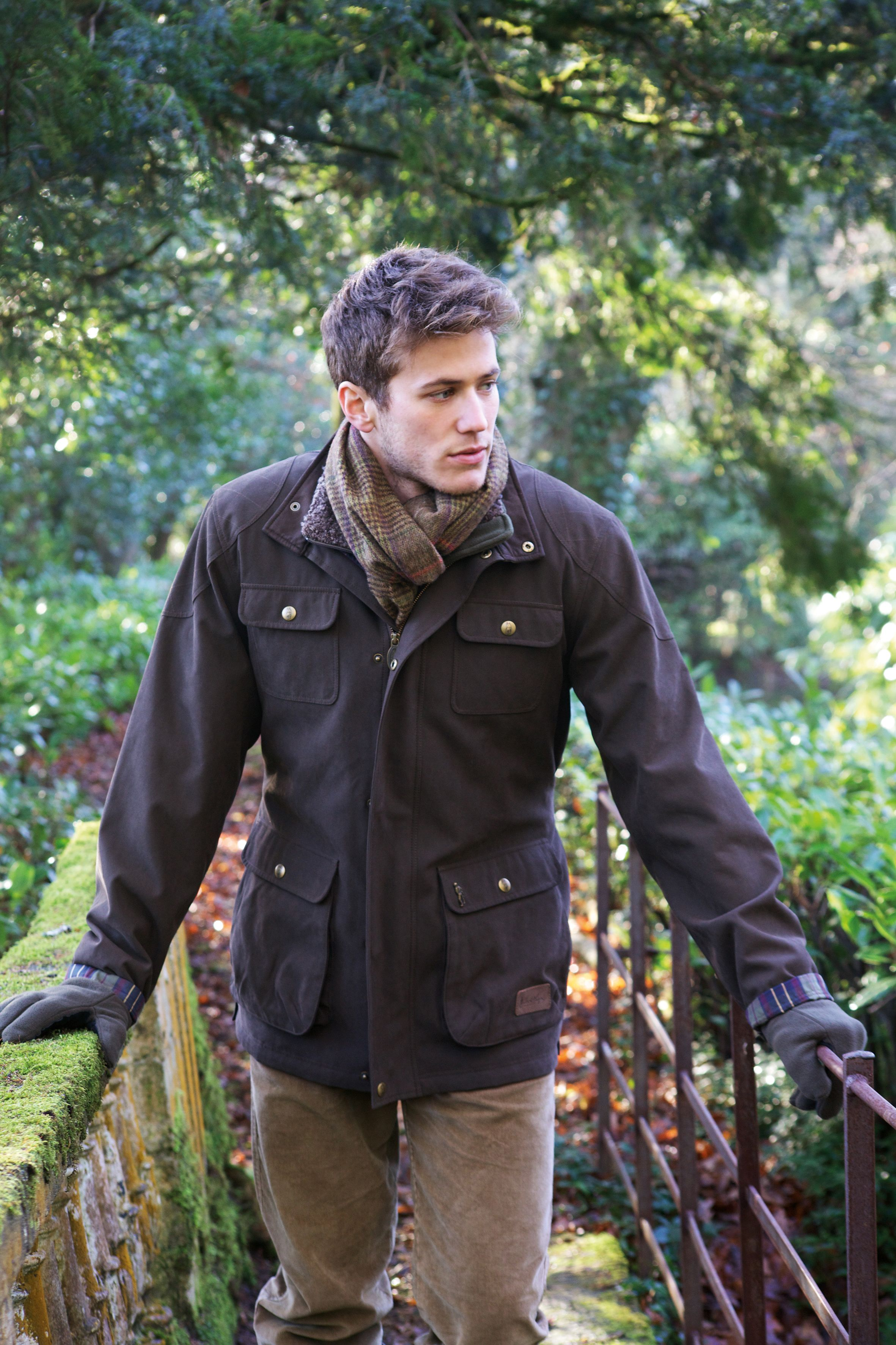 Jack Murphy's JOSHUA Waterproof Jacket | Jack Murphy AW14 Menswear ... : jack murphy quilted jacket - Adamdwight.com