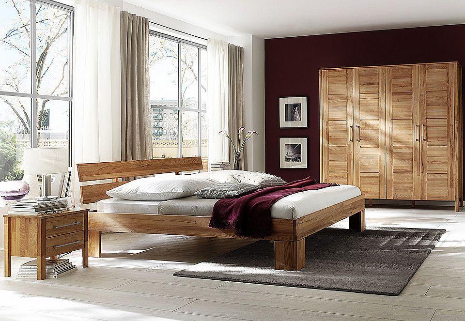 Bett, Home Affaire, »Modesty II« Jetzt Bestellen Unter:  Https://moebel.ladendirekt.de/schlafzimmer/betten/massivholzbetten/?uidu003d93be9e97 3639 55ce 8c3f   ...