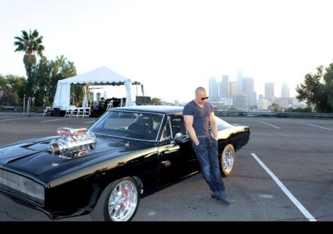 Vin Diesel And His Impressive Cars Collection Vin Diesel With
