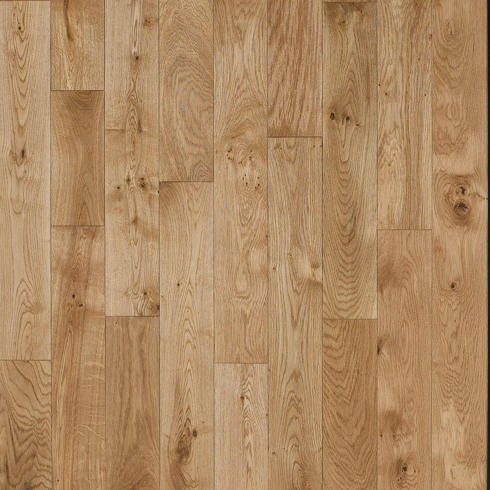 Nuvelle French Oak Nougat 5/8 In. Thick X 4-3/4 In. Wide X