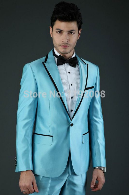 1000  images about groomideas on Pinterest | Vests, Blue tuxedos