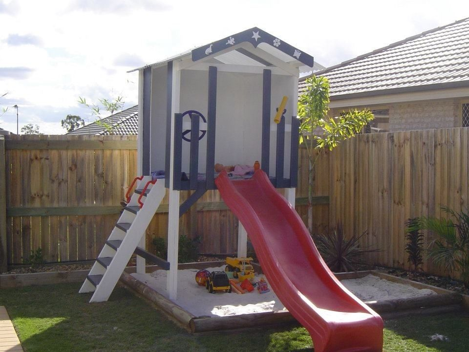 Looking For The Kids Playhouse Kits In Australia? Check Out Our DIY Kit  Cubby Houses And Kids Forts.