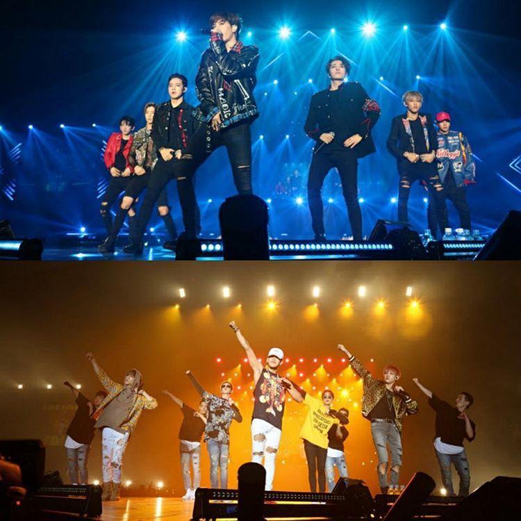 (PIC) 160906 Got7 JYPnation in Japan cr.korealove_ girls