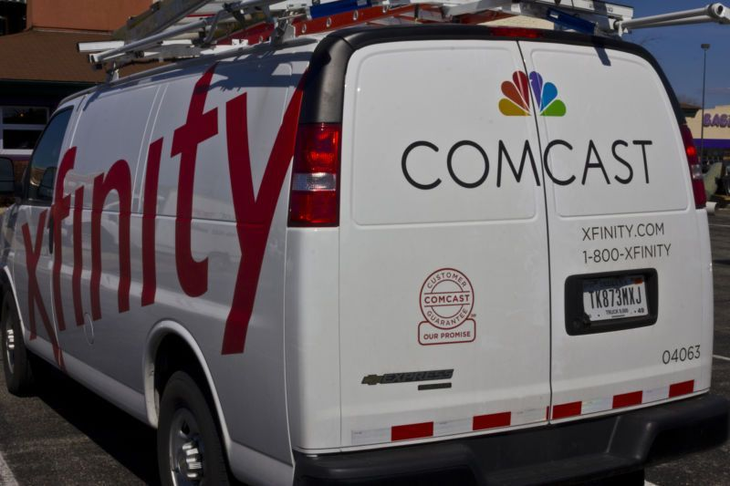 Comcast installed WiFi gear without approval—and this