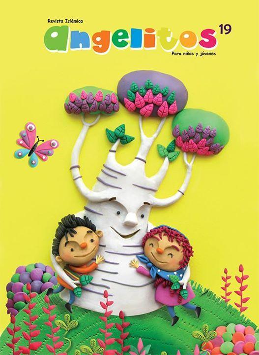 Revista #islámica #Angelitos número 19 (para niños y jóvenes)  #IslamOriente   Decárgaña gratuitamente en: http://ift.tt/1S1sAgX