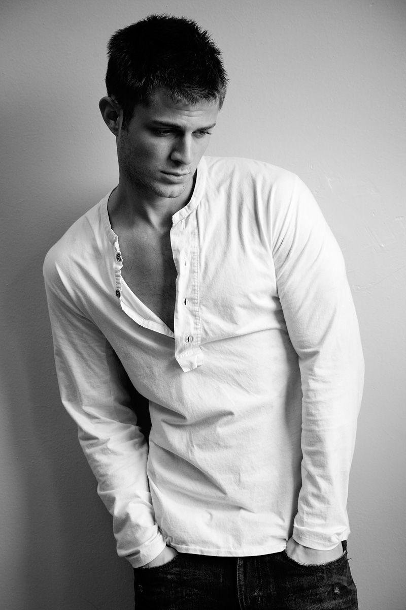 Tyson Paige #model #photography #bw
