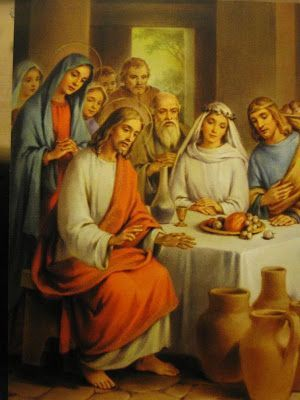 Scripture Origin Wedding At Cana Used The Miracle Of Water Turned Wine