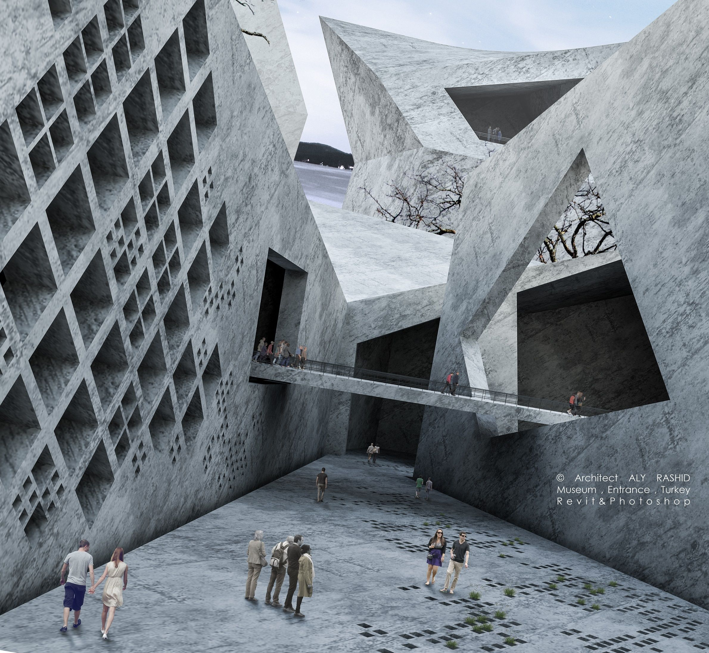 Pin By Aly Rashid On Architecture Architecture Building Landmarks