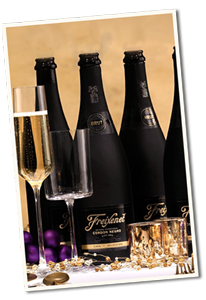 Freixenet Social Survival Guide - fantastic fall party ideas, menus, recipes and their tasty sparkling wines.