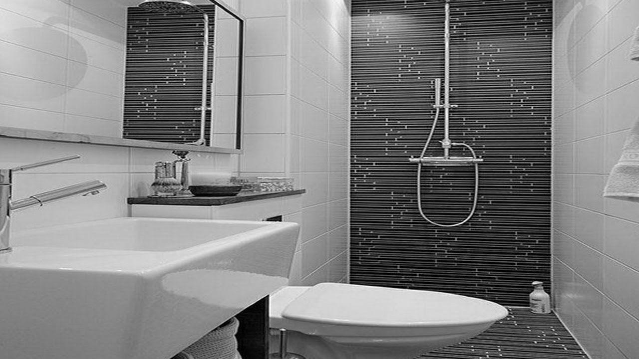 Very Small Bathroom Designs Ideas Small Bathroom Youtube For 12 Modern Small Bathroom Id Minimalist Small Bathrooms Modern Small Bathrooms Modern Bathroom Tile