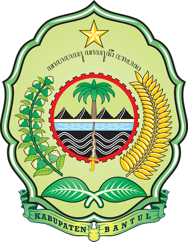 Logo Pemerintahkabupaten Bantul Yogyakarta Indonesia Kota