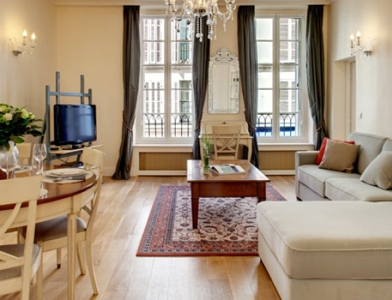 Superior Apartments, Appealing Paris Apartment Rentals With En Suite Bathroom And  Sofa Bed Also Satellite Television With Master Bedroom And En Suite  Bathroom Also ...