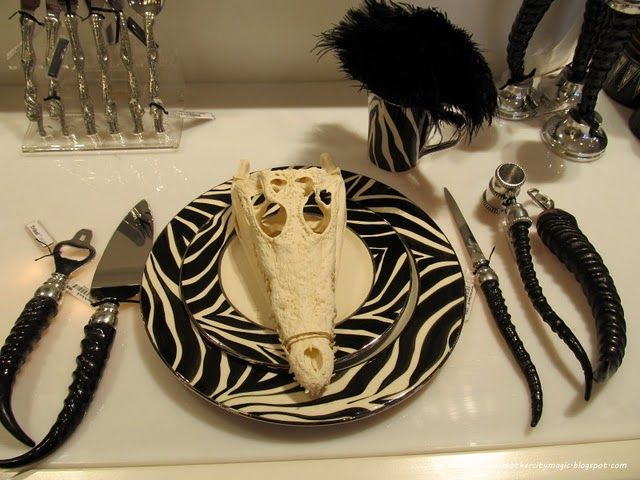 Tablescape from Tribal Trends at www.mothercitymagicblogspot.com