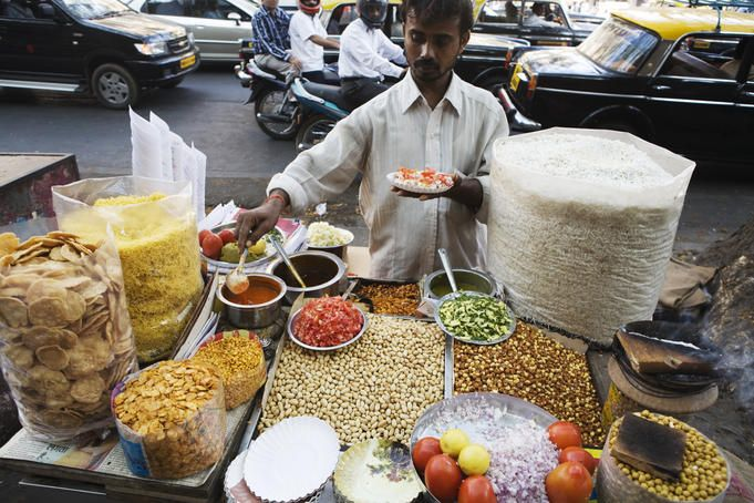Image result for Mumbai Street vendors Pics