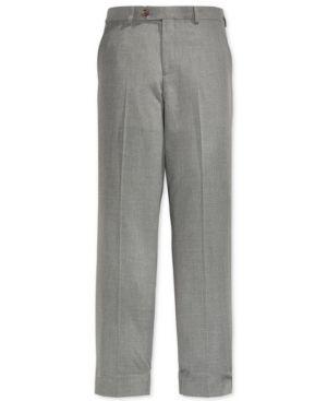 516528c99 Lauren Ralph Lauren Solid Grey Pants, Big Boys (8-20) - Grey   Products
