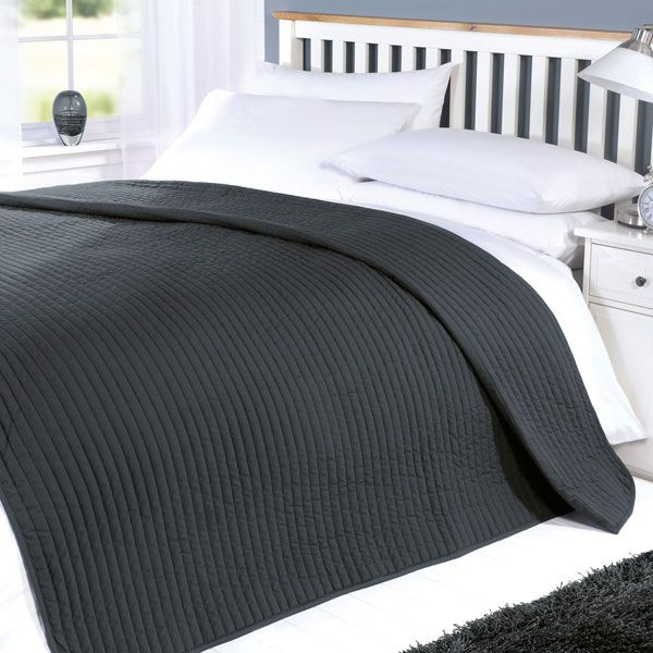 Palma Bedspread Greys Dunelm Bed Spreads Bed Home