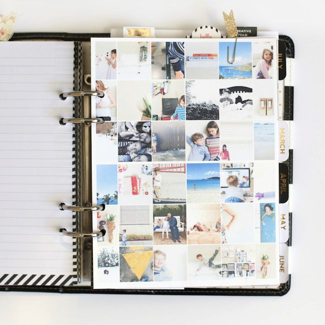stephanie makes: memory planner