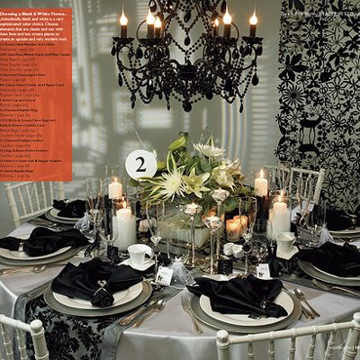 black wedding table decorations best 25 white table settings ideas on white 1892
